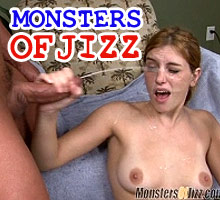 Cumshots at Monsters of Jizz