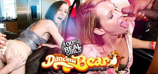 Dancingbear Handjobs at the <b>dancing bear</b> party