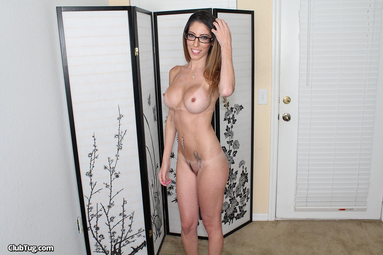 Massive boobs in bikini