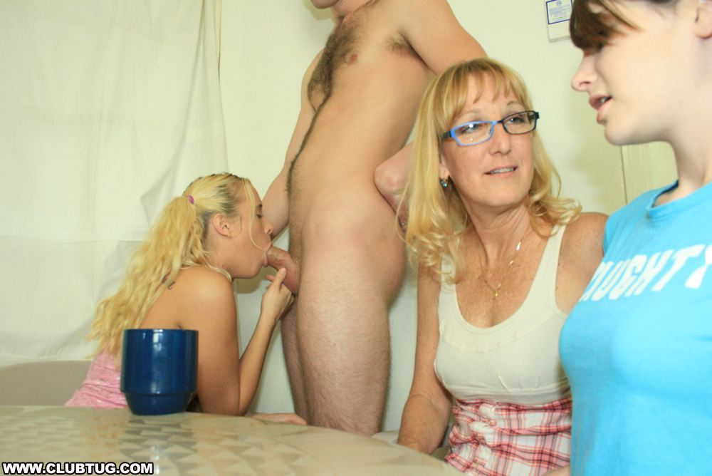 real mother and daughter sex