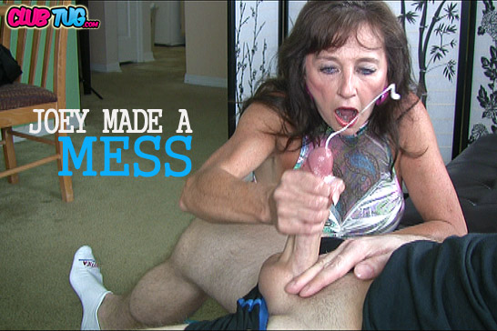 hot granny ciara blue is one sexy old granny
