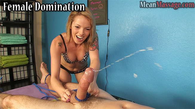 Streaming female domination