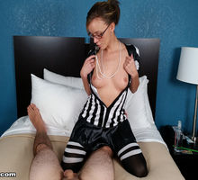 club tug pristine edge referee teaser
