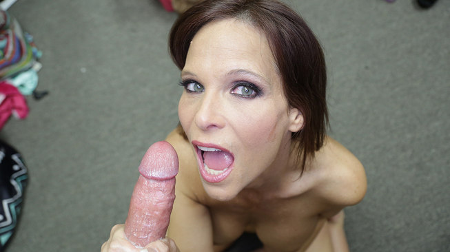 syren demer teases his big cock