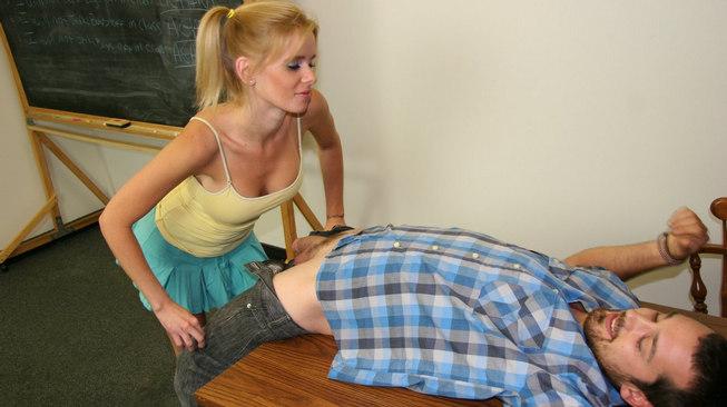 vanessa vixen strips the teachers pants off
