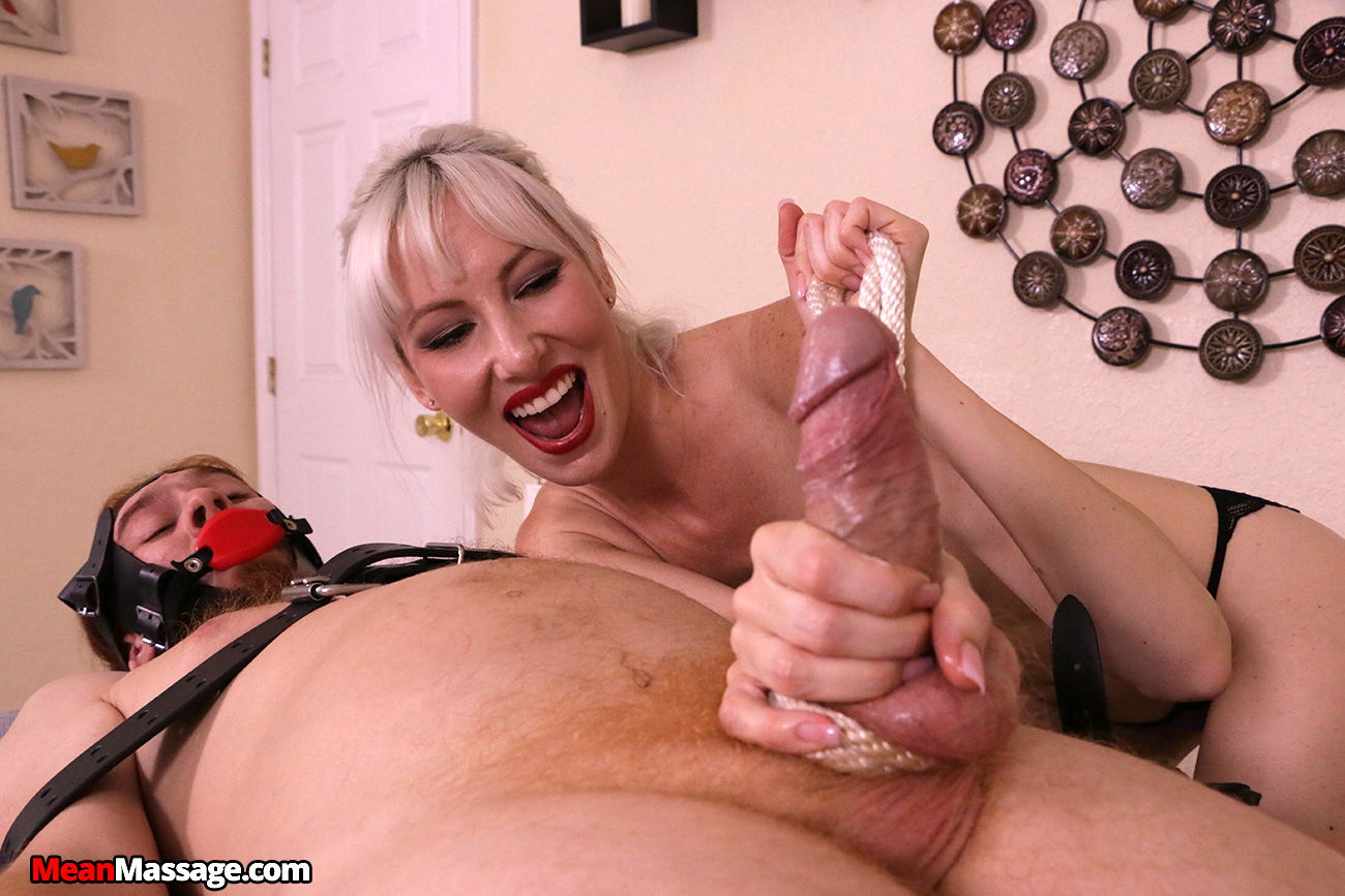 Domination handjob movie
