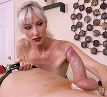 Jane Latex from Mean Massage