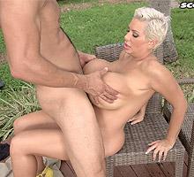 Claudia Marie Tit Fuck Porn