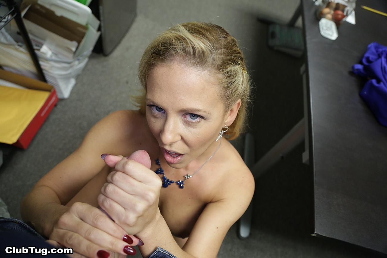 Milf Cherie Deville Handjob Pics - Handjobhub-9291