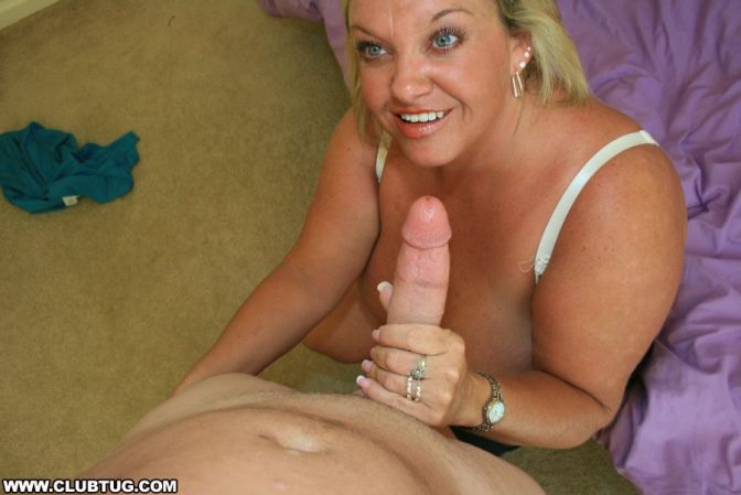 Son Gets Milked by Huge Boob Mom