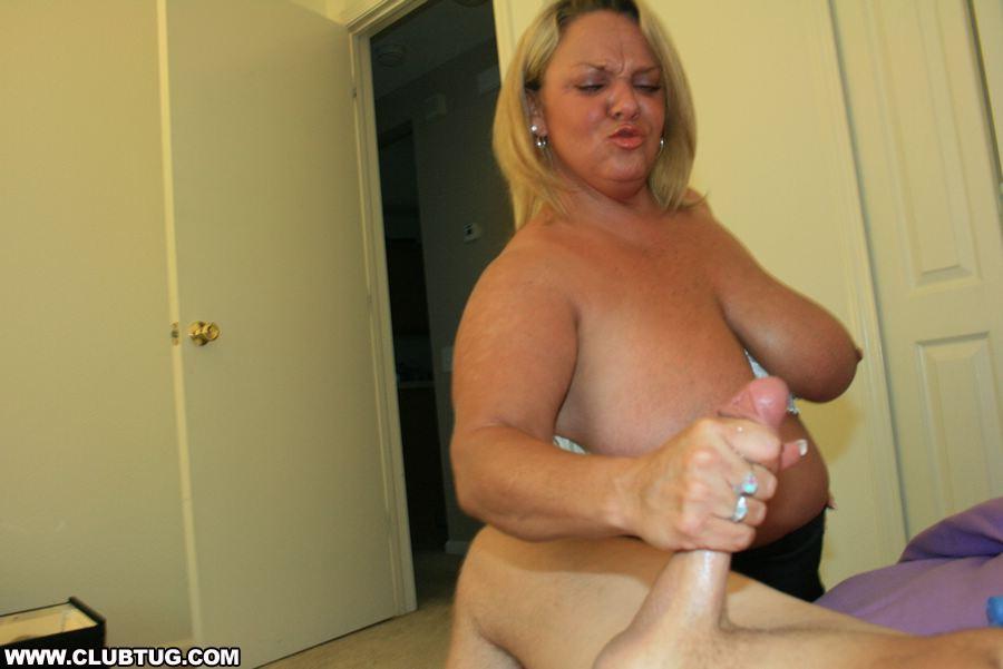 huge naturals mom handjob -