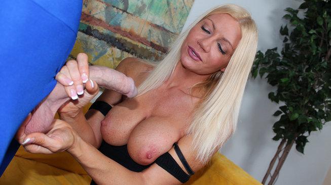 christina skye loves big cocks on over40handjobs