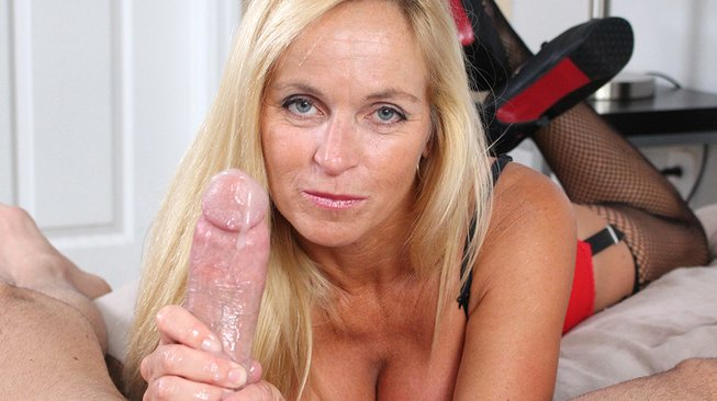 Over forty cum