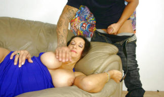 persia monir gets groped in her sleep