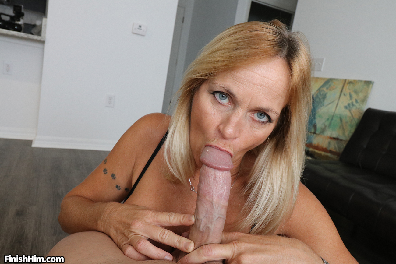 Mommy Blowjob