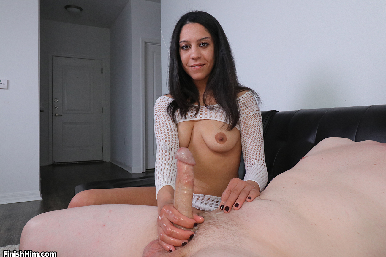 Big dick Handjob-Video